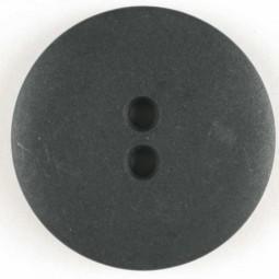 Modeknopf - SCHWARZ - Größe: 11mm