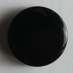 Modeknopf - SCHWARZ - Größe: 10mm