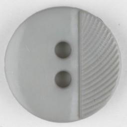 Modeknopf - GRAU - Größe: 13mm