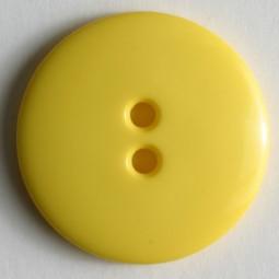 Modeknopf - GELB - Größe: 14mm