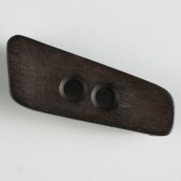 Modeknopf - BRAUN - Größe: 40mm