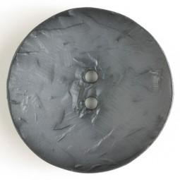 Modeknopf - GRAU - Größe: 45mm