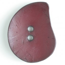 Modeknopf - ROT - Größe: 50mm