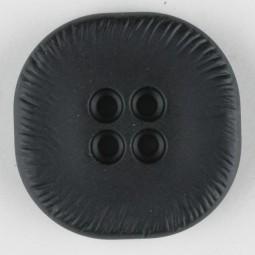 Modeknopf - SCHWARZ - Größe: 32mm