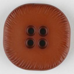 Modeknopf - BRAUN - Größe: 32mm