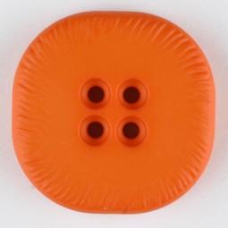 Modeknopf - ORANGE - Größe: 32mm