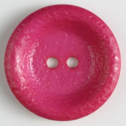 Modeknopf - PINK - Größe: 34mm