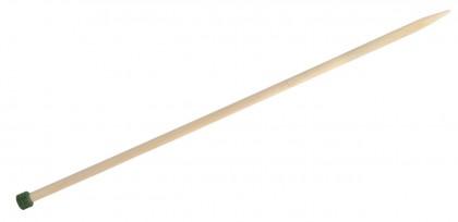 bamboo Jackenstricknadeln Maß: 3,75mm/25cm
