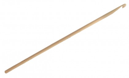 bamboo Häkelnadel (einfach) Maß: 3,5mm/15cm