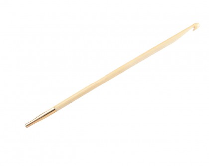 bamboo Austauschbare Häkelnadel (tunesisch) Stärke: 3,5mm