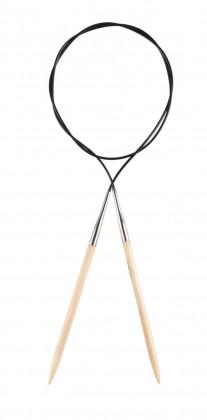 bamboo Rundstricknadel Maß: 2mm/40cm
