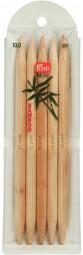 NADELSPIEL Bambus Maß: 10mm/20cm
