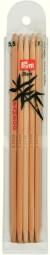 NADELSPIEL Bambus Maß: 5,5mm/20cm