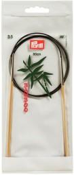 RUNDSTRICKNADEL Bambus Maß: 3,5mm/80cm
