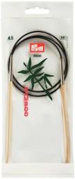 RUNDSTRICKNADEL Bambus Maß: 4,5mm/80cm