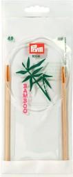RUNDSTRICKNADEL Bambus Maß: 4mm/60cm