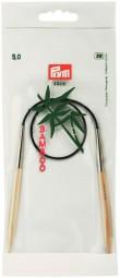 RUNDSTRICKNADEL Bambus Maß: 5mm/40cm