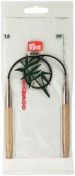 RUNDSTRICKNADEL Bambus Maß: 7mm/40cm