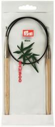 RUNDSTRICKNADEL Bambus Maß: 7mm/60cm