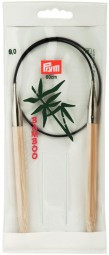 RUNDSTRICKNADEL Bambus Maß: 9mm/60cm