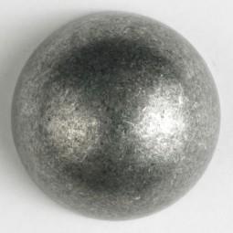 Vollmetallknopf - ALTZINN - Größe: 30mm