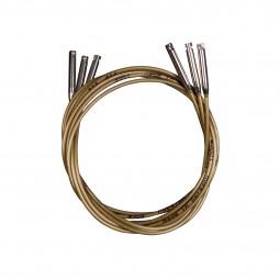 addiClick BASIC Seile und Kupplung Länge: 60-100cm Set
