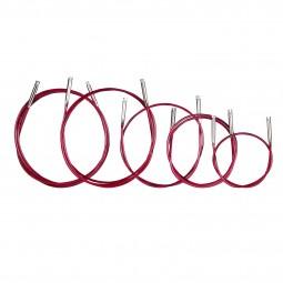 addiClick LACE Seile und Kupplung Länge: 40-100cm Set