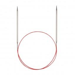 FEINSTRICKNADEL VERNICKELT Maß: 3,5mm/50cm