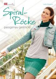 Spiral-Röcke - passgenau gestrickt