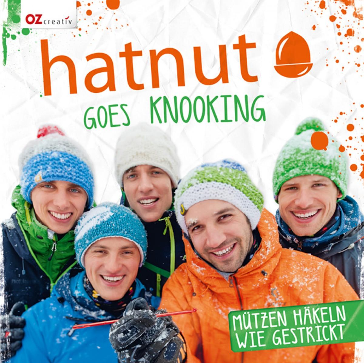 Hatnut Goes Knooking Mützen Häkeln Wie Gestrickt Ozcreativ