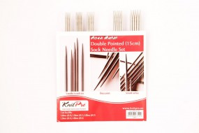 Nova Metal Nadelspiel Maß: 2-4mm/15cm Set