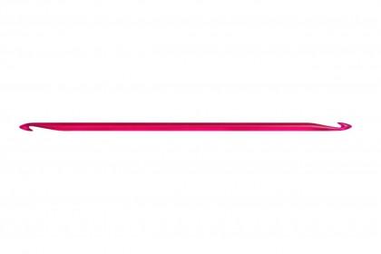 Trendz Tunesische Häkelnadel (doppelseitig) Maß: 5mm/30cm