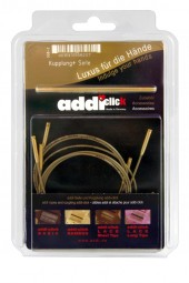 addiClick BAMBOO Seile und Kupplung Länge: 60-100cm Set