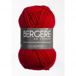 CACHEMIRE + - ROUGE LUXE (53001)