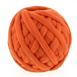 WAOUH WOOL XXL MERINO - ORANGE (110112)