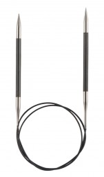 KARBONZ Rundstricknadel Maß: 5,5mm/80cm