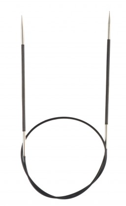 KARBONZ Rundstricknadel Maß: 3,25mm/100cm