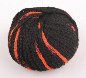 hatnut gaudy - SCHWARZ/ ORANGE (89)