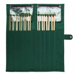 bamboo Jackenstricknadeln Maß: 3-10mm/33cm Set