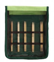 bamboo STARTER Austauschbare Rundstricknadeln Maß: 3-5mm/60-100cm Set
