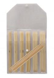 bamboo Nadelspiel Maß: 2-5mm/20cm Set