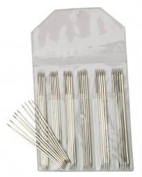 Nova cubics Nadelspiel Maß: 2-4mm/15cm Set