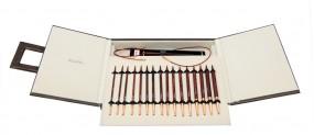 SYMFONIE Rose Austauschbare Rundstricknadeln Maß: 3,5-8mm/60-120cm Set