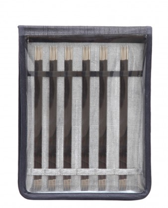 KARBONZ Nadelspiel Maß: 2,5-5mm/20cm Set