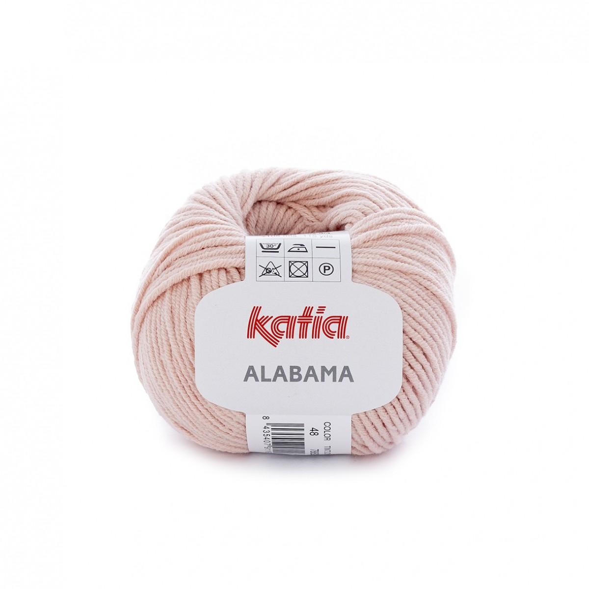 ALABAMA von Katia ROJO 32 - 50 g // ca 105 m Wolle