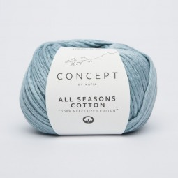 ALL SEASONS COTTON - CONCEPT - AZUL PASTEL (8)