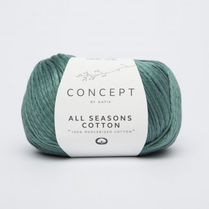 ALL SEASONS COTTON - CONCEPT - VERDE MENTA (11)