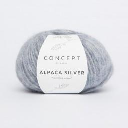 ALPACA SILVER - CONCEPT - AZUL PASTEL/ PLATA (253)