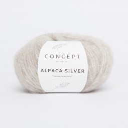 ALPACA SILVER - CONCEPT - BEIGE/ PLATA (251)