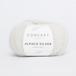 ALPACA SILVER - CONCEPT - CRUDO/ PLATA (250)